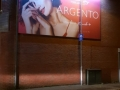 Argento Fabexx 18 outdoor with LED SignLite downlighter